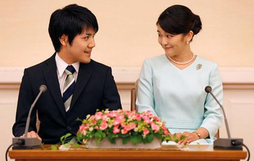 Японская принцесса Мако откажется от богатств ради свадьбы с простолюдином