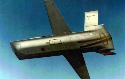 """Northrop Tacit Blue: летающий """"Кит"""", который помог самолетам стать невидимыми"""