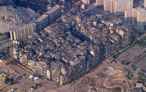 Коммуналка Коулуна: когда появился и как исчез город с самой большой плотностью населения. ФОТО
