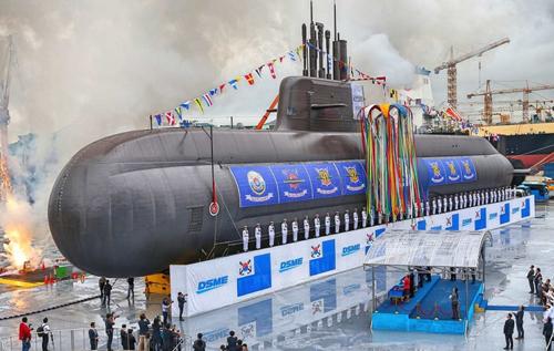 ВМС Южной Кореи заказали очередную субмарину-ракетоносец