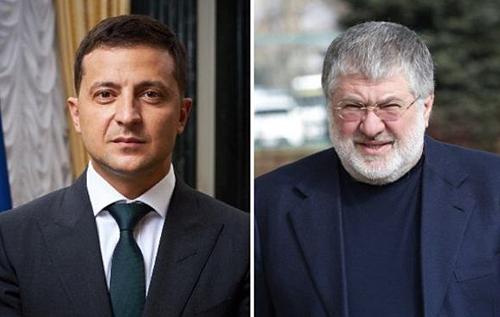 """Офшорні фірми Зеленського та його соратників можуть бути пов'язані з виведенням Коломойським мільйонів із """"Приватбанку"""", – ЗМІ. ВIДЕО"""