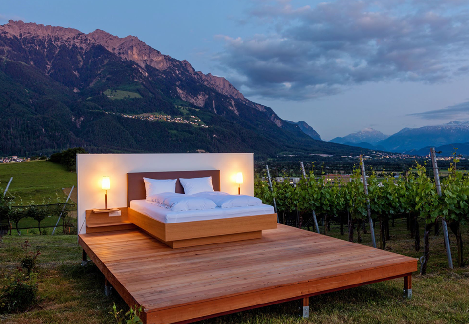 отель Альпы