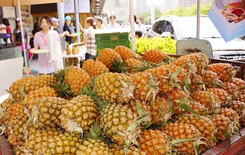 Власти Тайваня призвали жителей есть больше ананасов после запрета на их импорт в Китай
