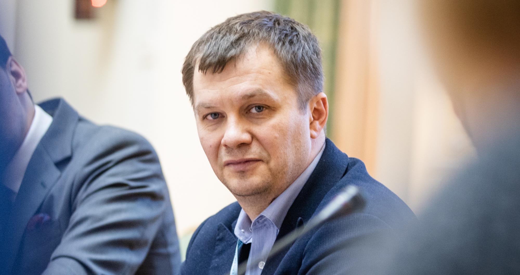 """Милованов: """"Я радник Офісу і обіймаю кілька посад в Україні, але все це другорядне порівняно з викладанням у Піттсбурзі"""""""
