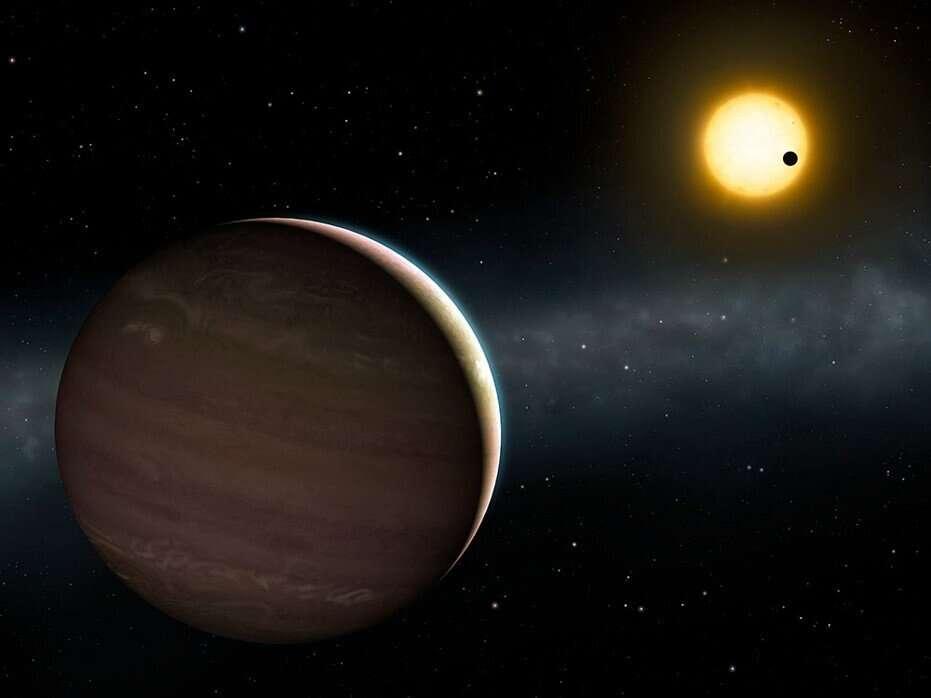 Астрономи розкрили секрет дивної екзопланети завбільшки з Юпітер