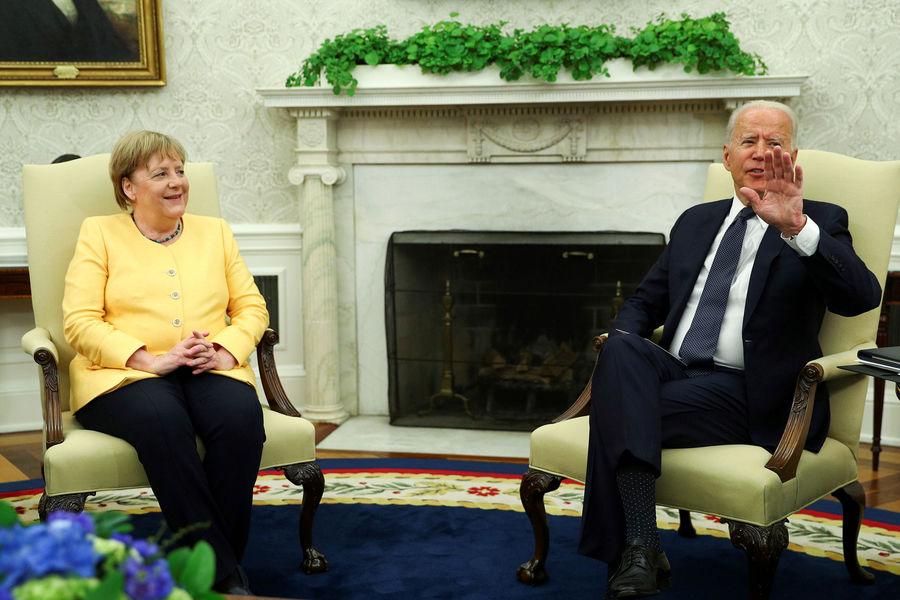 В США многие недовольны соглашением с Германией – Axios