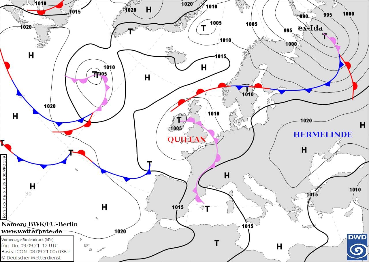 Діденко: Завтра, 9-го вересня в Україні дощів не передбачається, проте без атмосферних явищ ми не залишимося