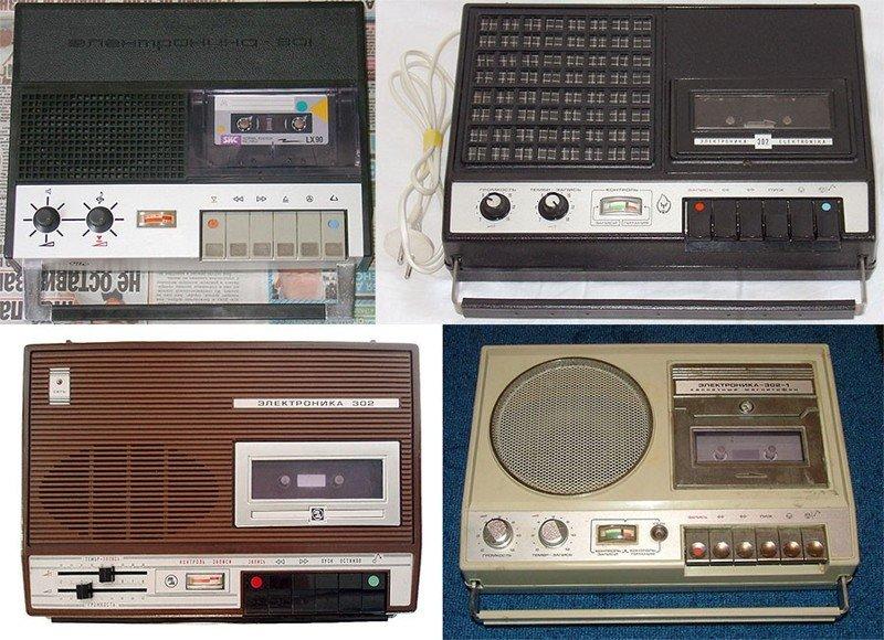 Электроника 301-302