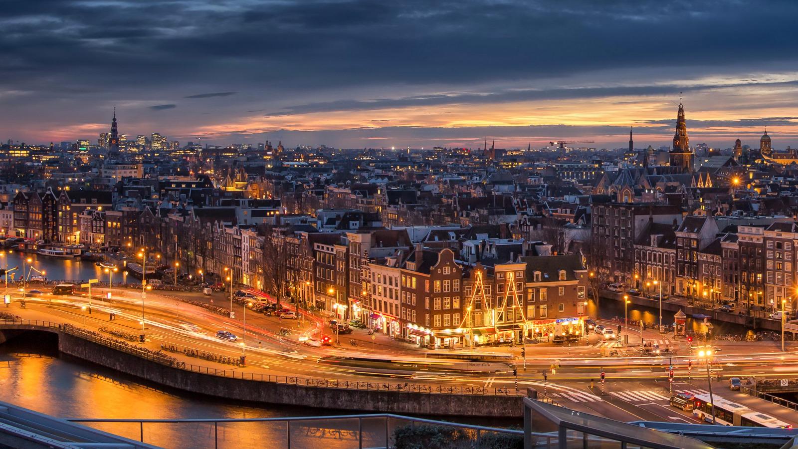 Greenpeace, Амстердам