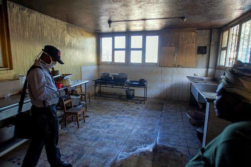 На Гаїті в дитбудинку згоріли 15 вихованців