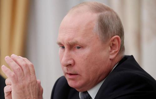 Глава внешней разведки считает, что Путин не решится на вторжение в Украину этой осенью