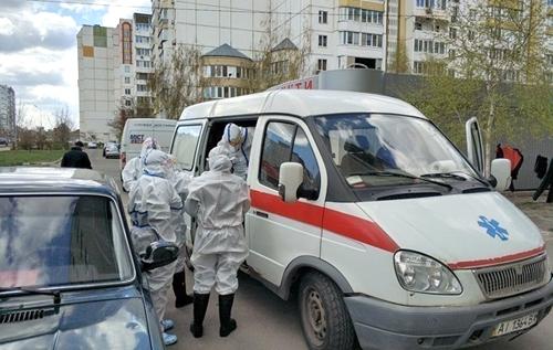 Пандемія COVID-19: в Україні захворіли вже 116978 осіб, у світі – понад 24,9 млн. ВІДЕО
