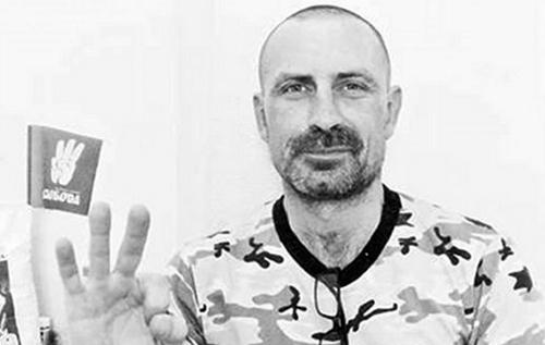 Помер ветеран ООС Микитенко, який вчинив самоспалення на Хрещатику