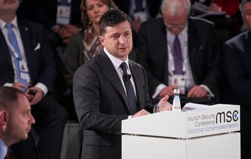 Зеленський розповів, що збирається контролювати кордон України разом з представниками ОРДЛО