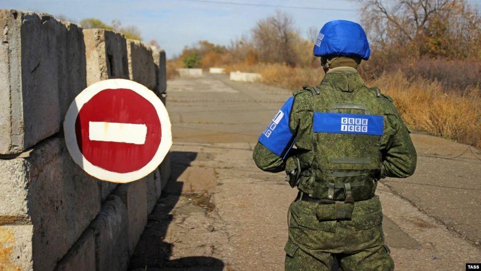 """""""Стіна"""" на Донбасі вже стоїть, і вона не з цегли – Станіслав Асєєв"""