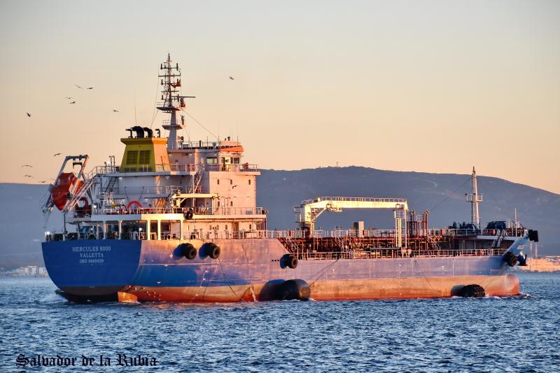 Танкер Hercules был лишен флага Белиза из-за захода в порт Севастополя