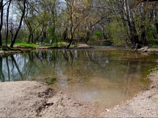 Ще дві річки в Криму виявилися на межі зникнення