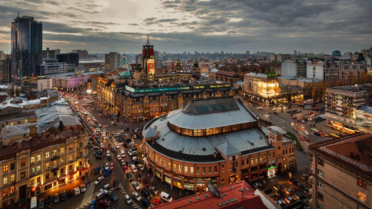 Бессарабкий рынок, Киев