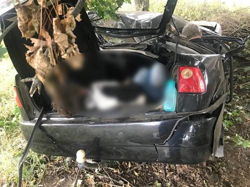 Під Білою Церквою пенсіонер не впорався з керуванням авто: троє загиблих