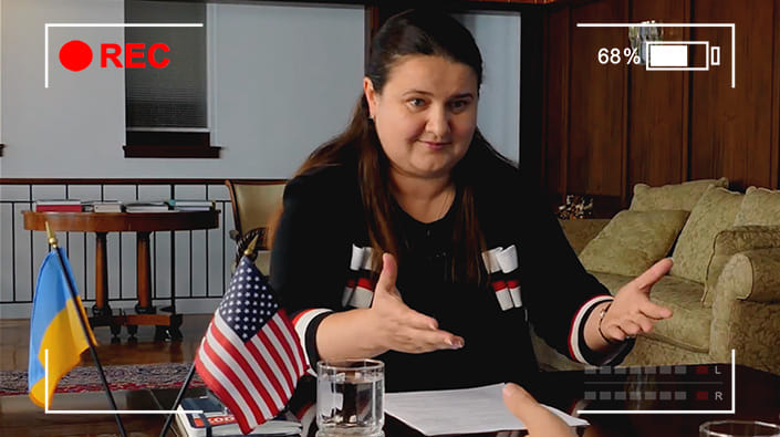 """""""Джавеліни"""", """"Північний потік-2"""" та майбутнє Києва у НАТО: інтерв'ю посла України в США"""