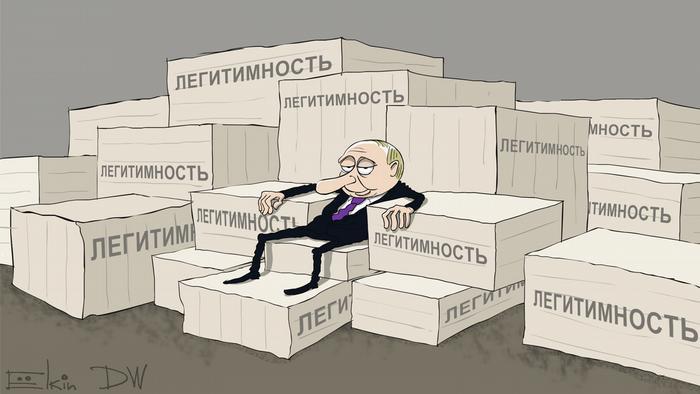 """Портников: Конец """"легитимности"""" Путина. Может ли Россия напасть из Крыма?"""