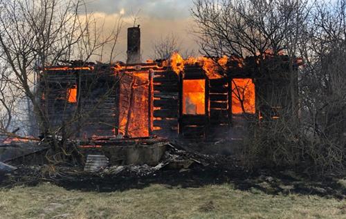 Хто винен в пожежах у Житомирській області: в РНБО назвали можливі причини