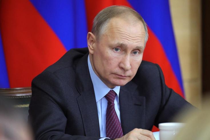 Режим Путина