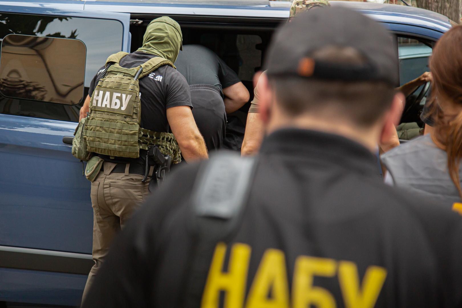 """НАБУ і САП оголосили підозру 6 посадовцям """"Київзеленбуду"""" у розкраданні майже 78 млн грн"""