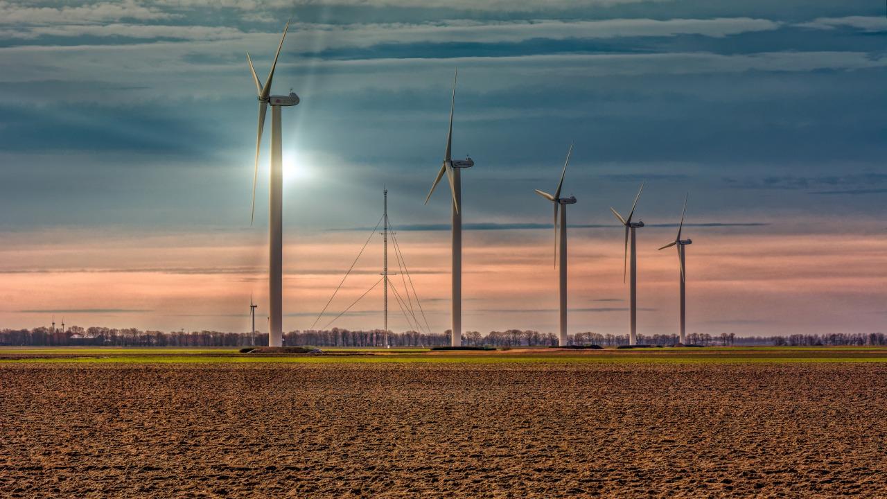 Развитие зеленой энергетики