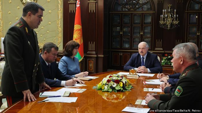 Лукашенко вагнери