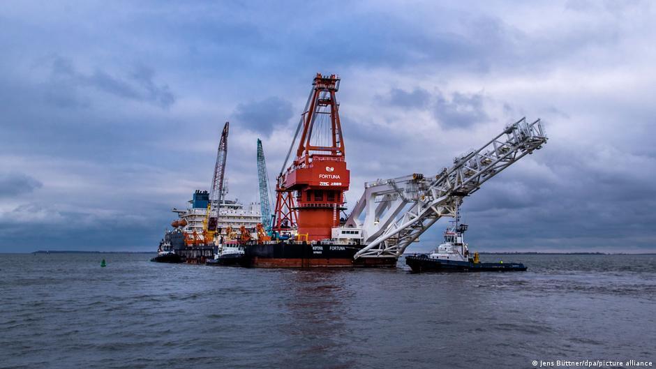 """Немецкие экологи назвали """"Северный поток-2"""" первостатейным грехом — Deutsche Welle"""