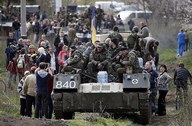 Военные базы на Донбассе - и это хорошо! - Цензор.НЕТ 3053