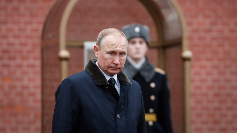 Что означает интерес Путина к истории и куда он ведет?