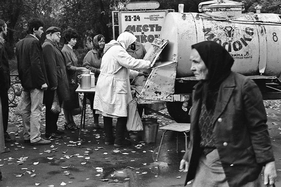 Фурса: В СССР были плюсы и минусы, но разве могут понять эти простые радости скучные европейцы, у которых уже 70 лет все тупо хорошо