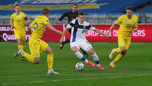 Букмекери дали прогноз на матч Фінляндія - Україна