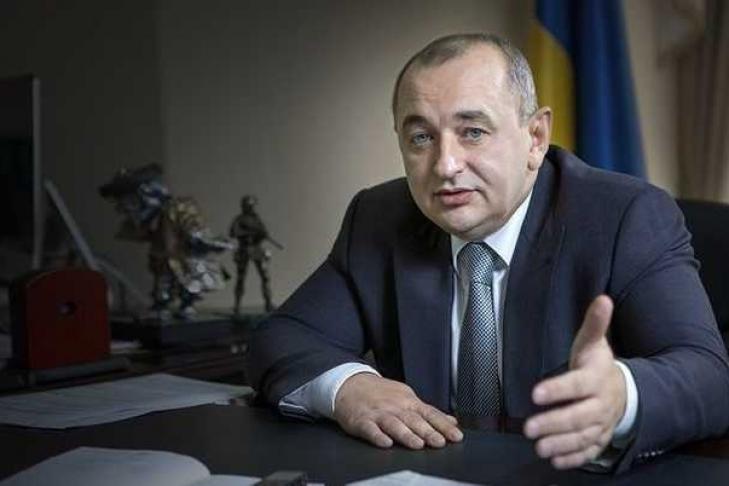 Матиос: Недавно в Киеве хранились 5 контейнеров с радиоактивной пылью. ВИДЕО