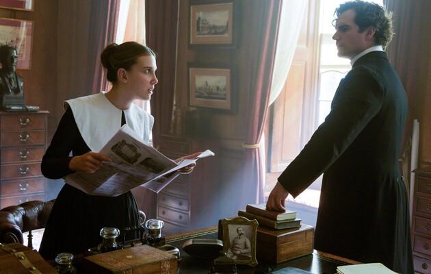 Вийшов трейлер серіалу Netflix про сестру Шерлока Холмса
