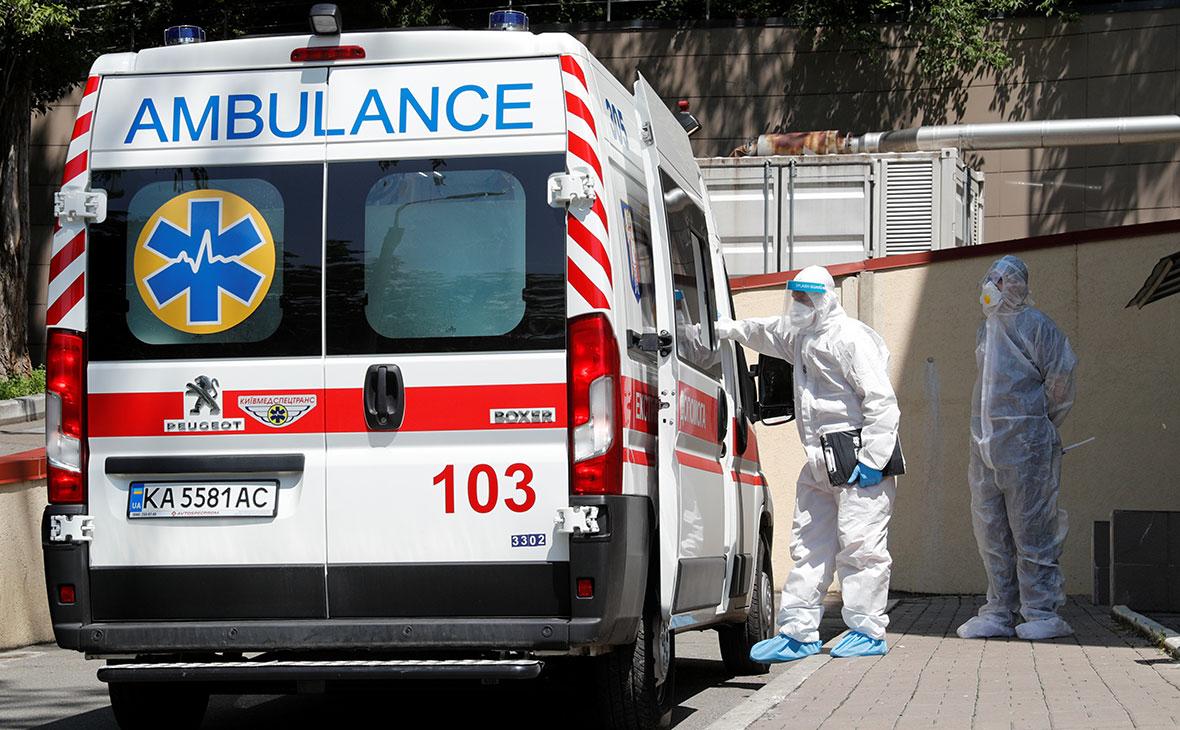В Україні протягом доби померло 107 хворих на COVID-19  – РНБО
