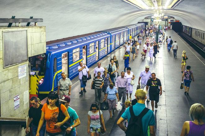 метро украинцы