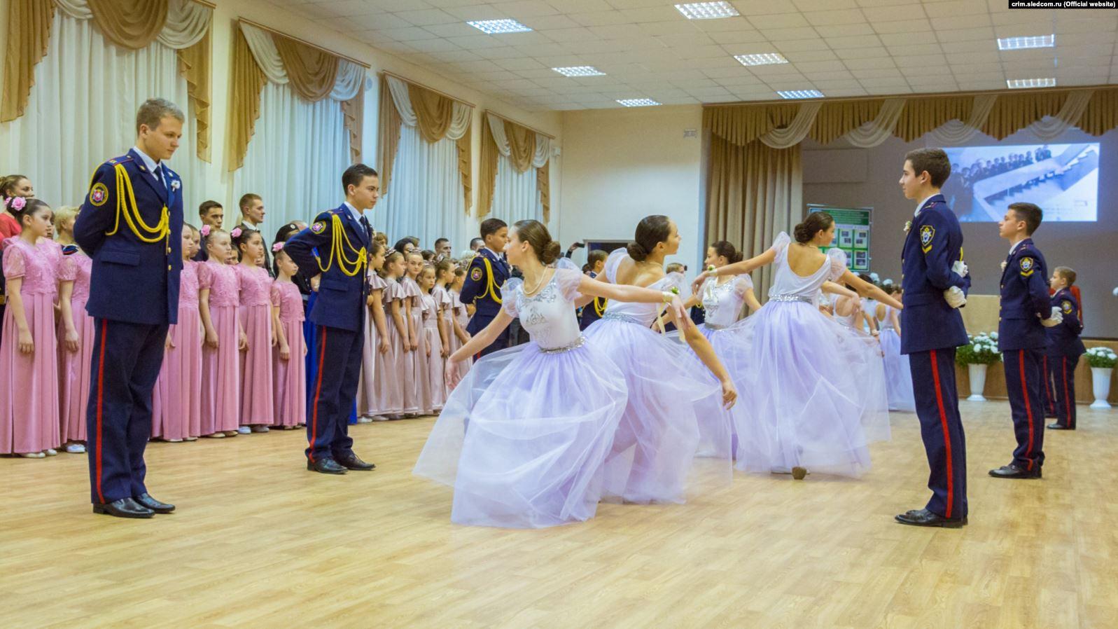 Крымские дети стали заложниками российских захватчиков