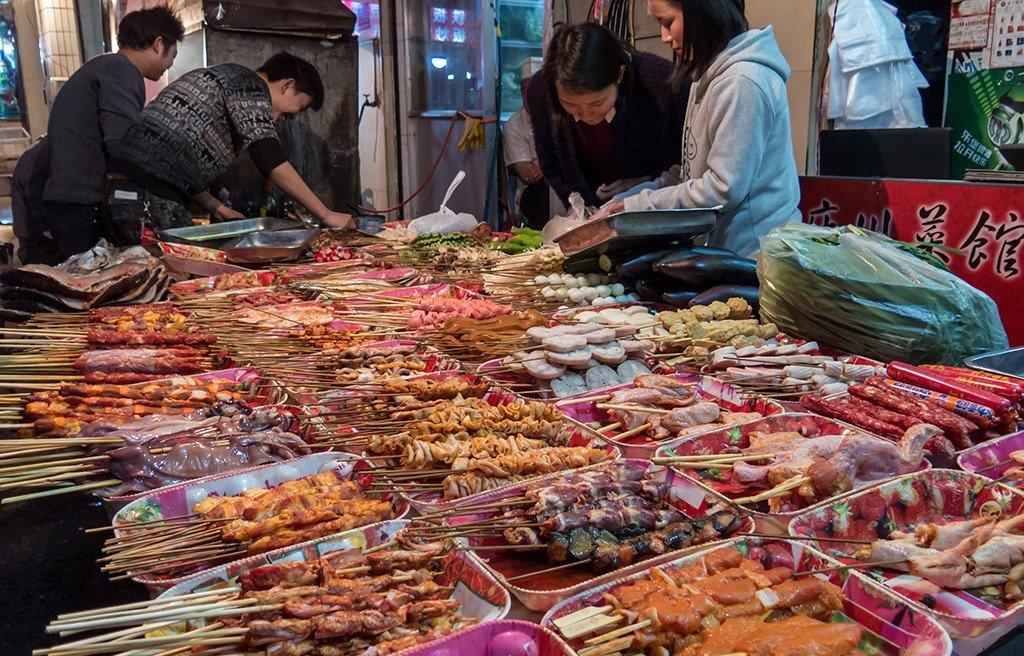 В Китае введут штрафы для тех, кто не доедает еду в общепите