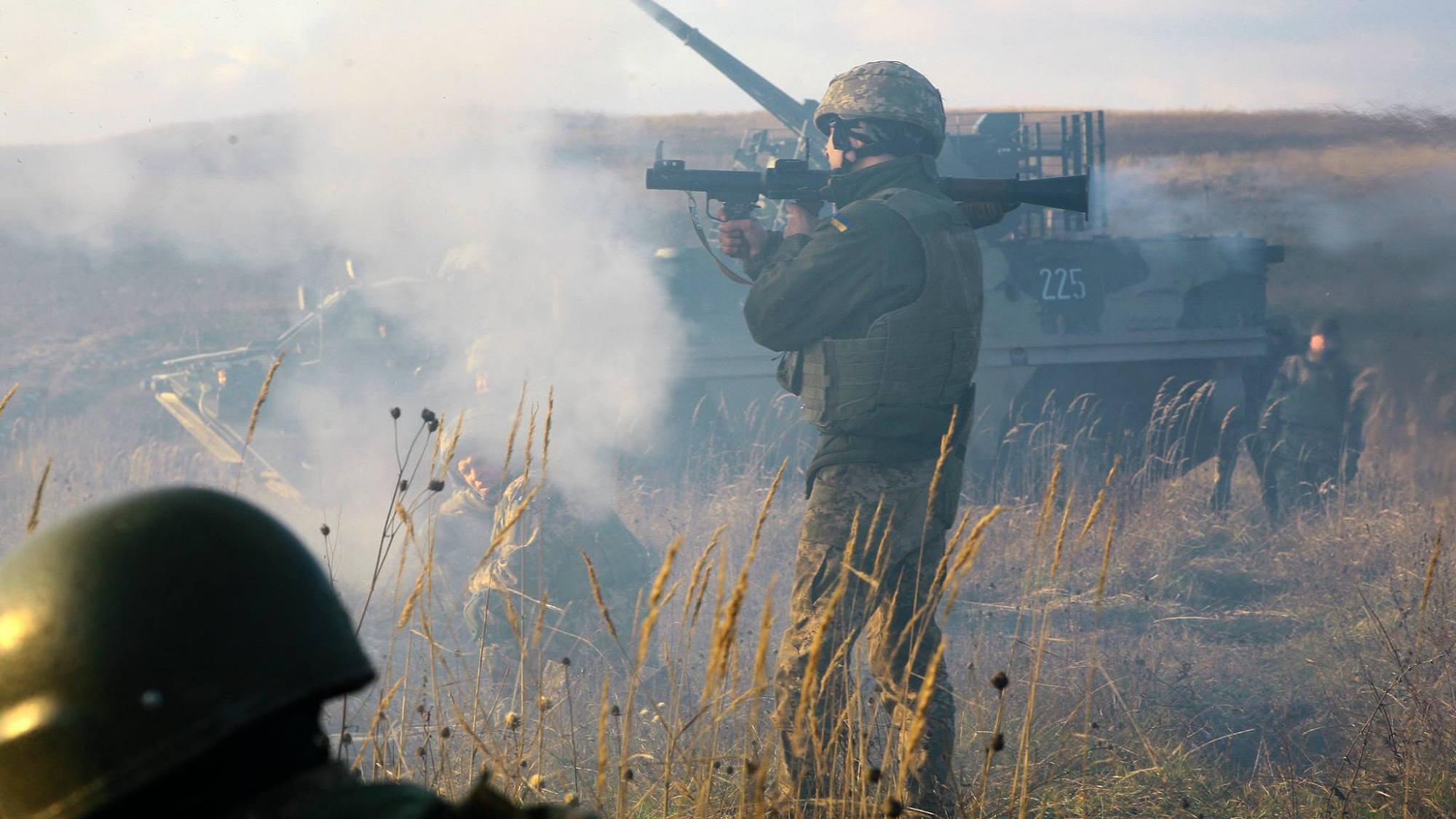 Сводка ИС: оккупанты увеличили количество обстрелов вдвое и усиливают передовые позиции