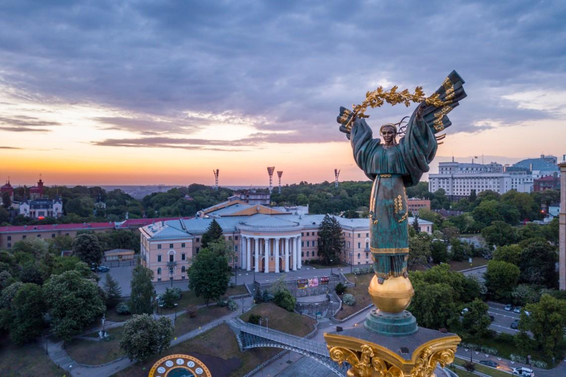 Украина: из первого мира в третий?