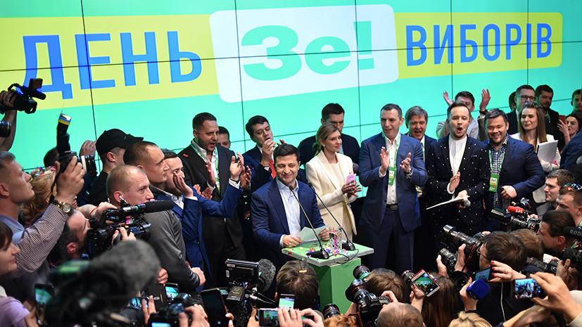 В Офисе президента Украины сообщили, что готовится законопроект, посвященный упрощению процедуры трудоустройства и увольнения госслужащих