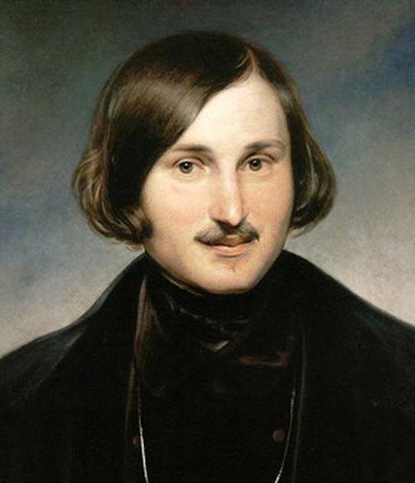 Перше видання творів Гоголя