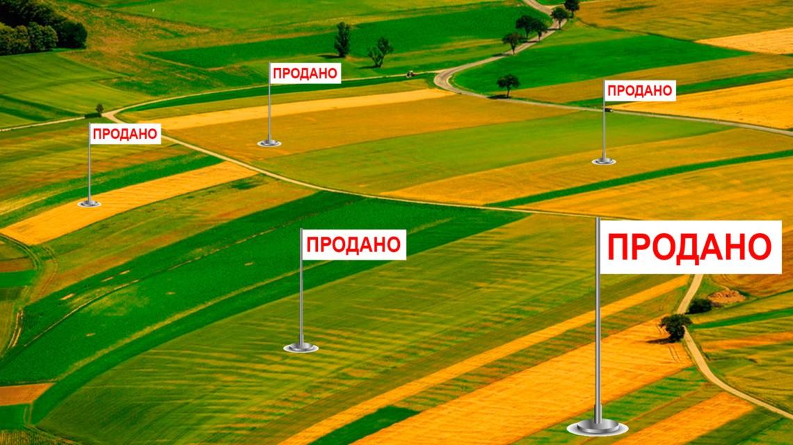 Земельная реформа имеет одну цель: заставить фермеров продать свою землю – нардеп