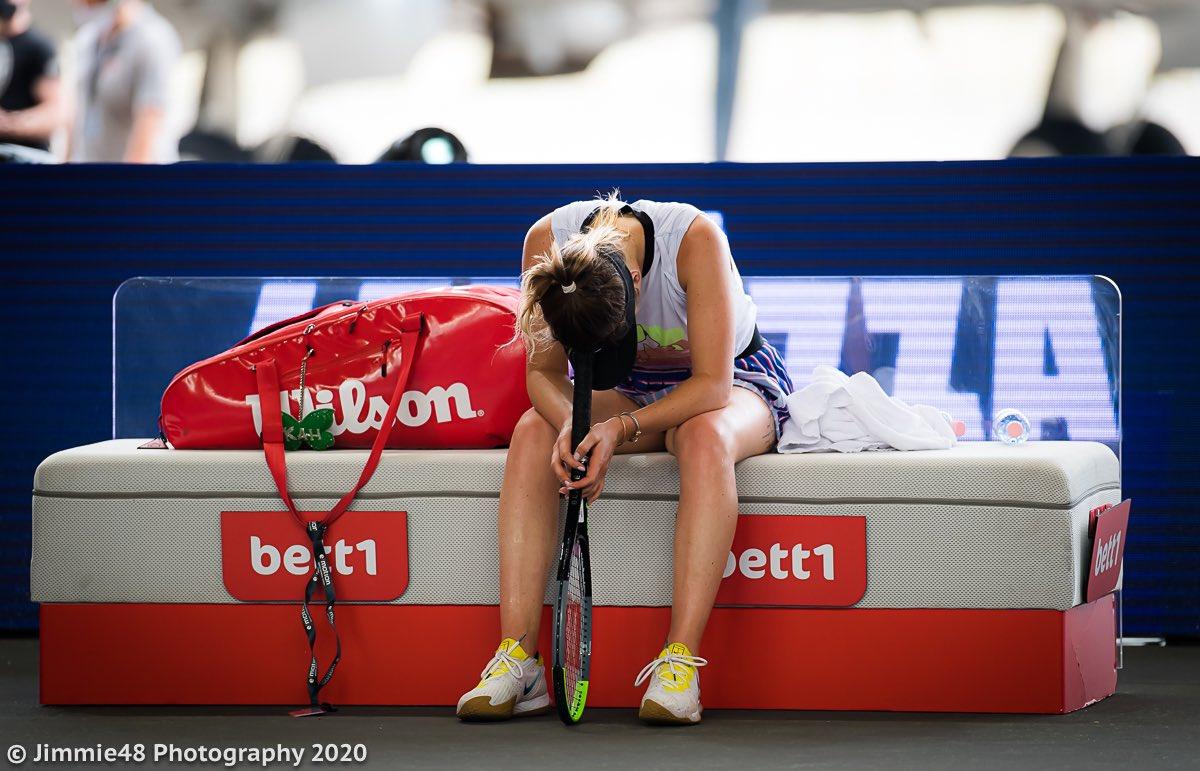 Еліна Світоліна випала із п'ятірки найсильніших тенісисток світу