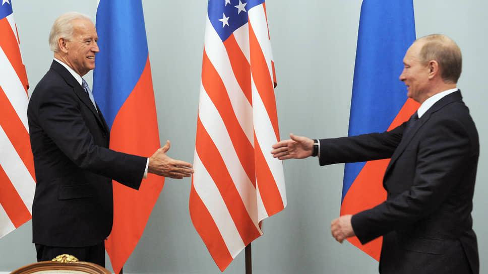 Байден на зустрічі з Путіним планує обговорити Україну – Білий дім