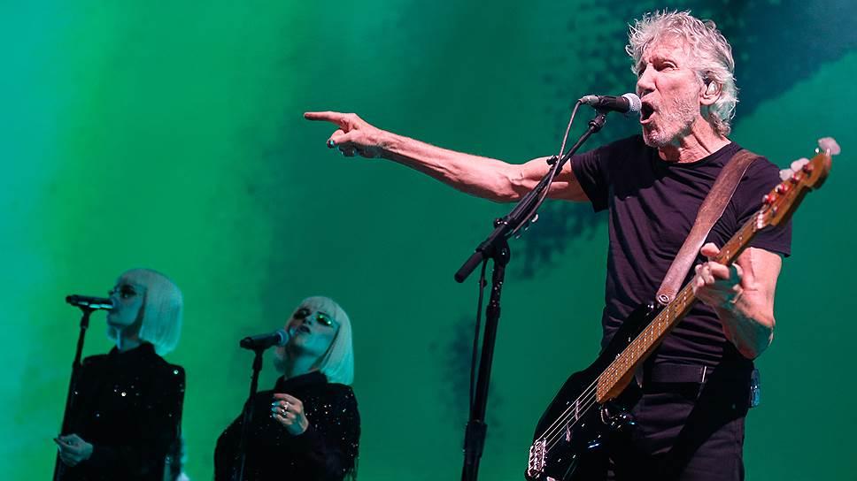 Против цензуры в Facebook: основатель Pink Floyd послал к черту Цукерберга