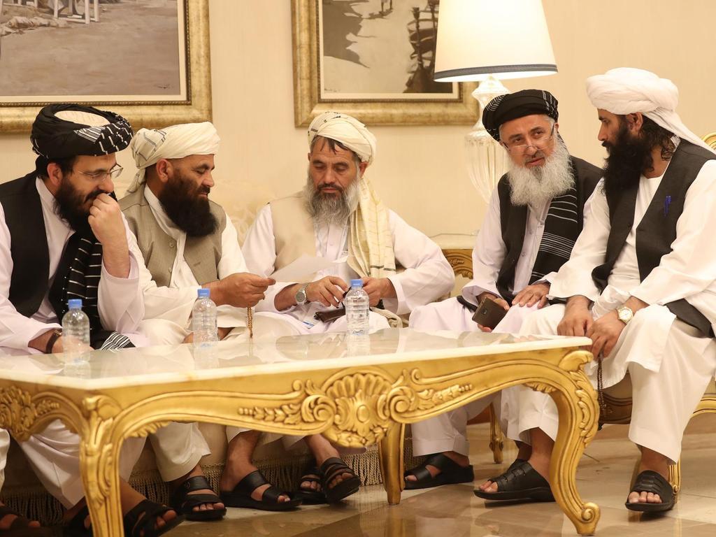 Переговоры в Дохе 8 июля